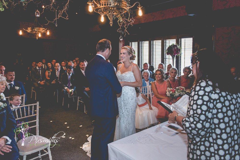 ceremony wedding Belle Epoque