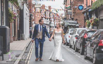 Hanna & Daniel Wedding Belle Epoque Knutsford