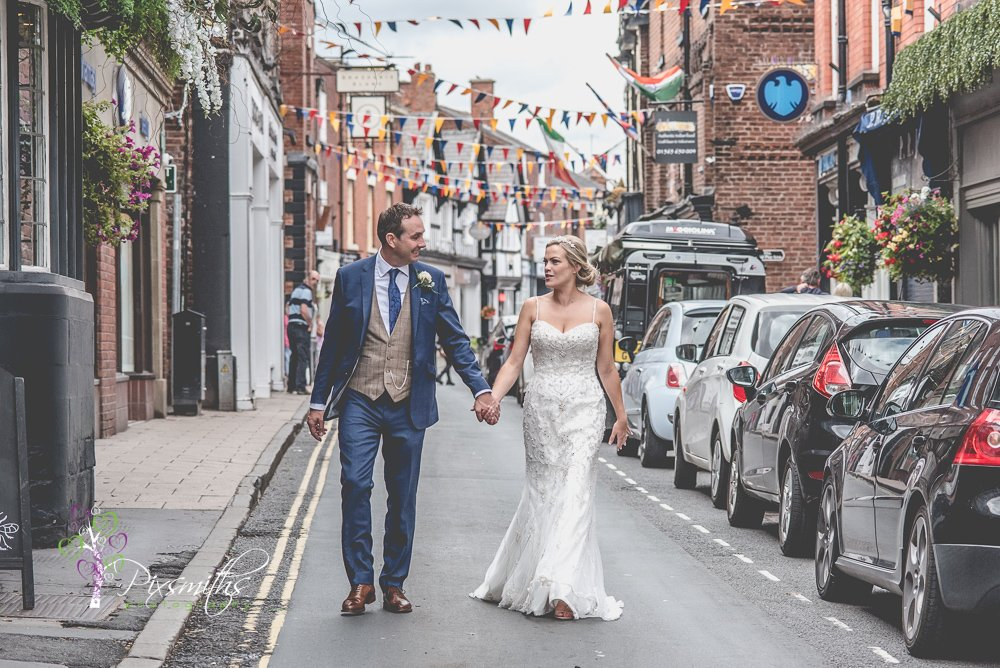 Hanna & Daniel Wedding Belle Epoque Knutsford