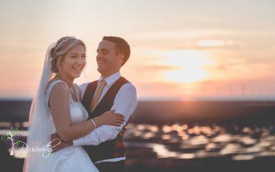 Wirral Marquee Wedding Reception: Laura & Dan