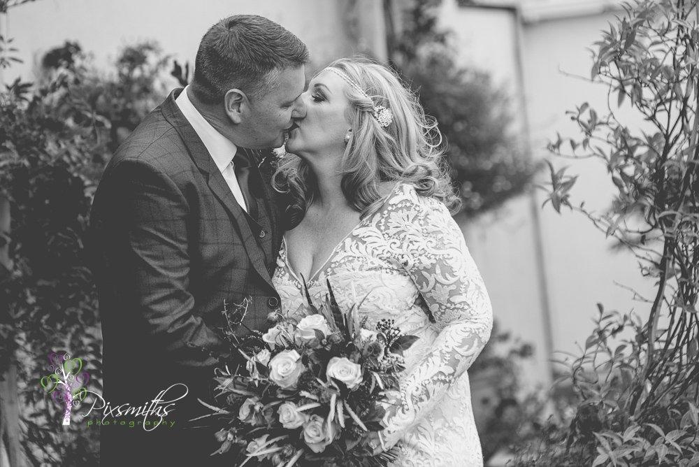 Intimate Sheldrakes Wedding