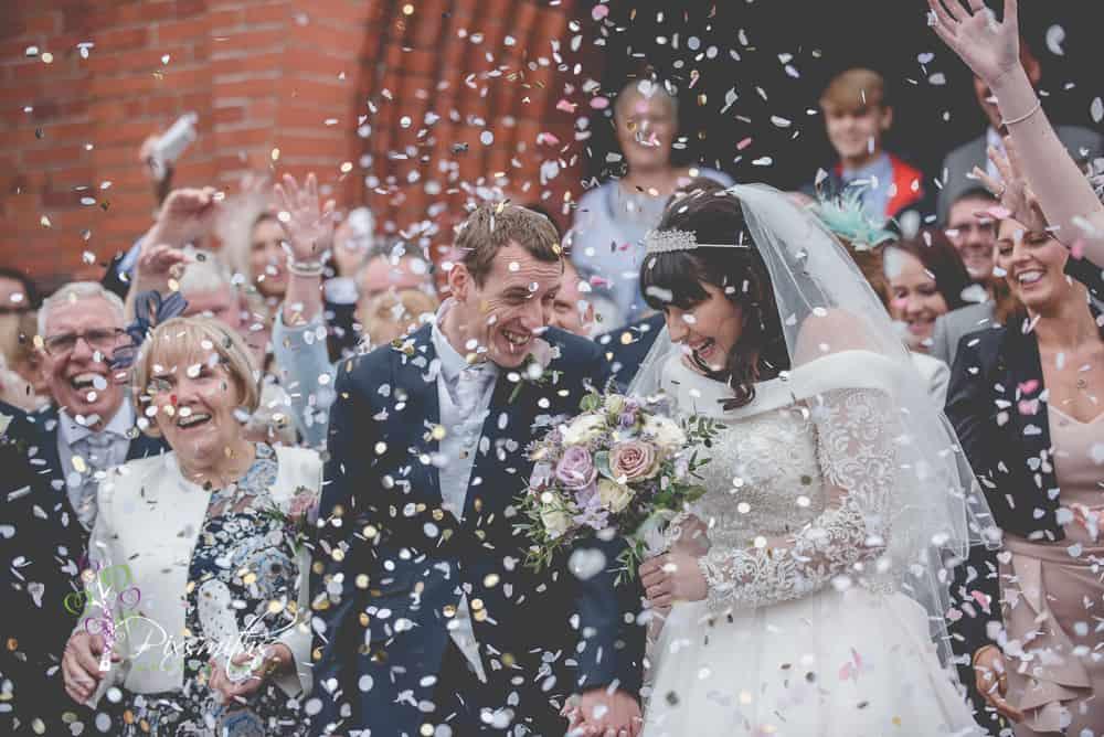 Leasowe Castle wedding Photography: Kathryn & Chris