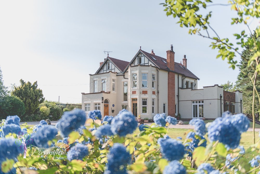 Mere Brook House wedding and event venue