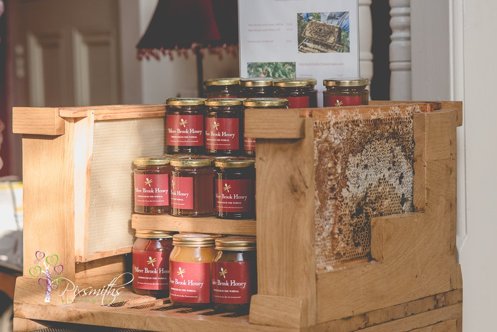 Mere Brook House honey