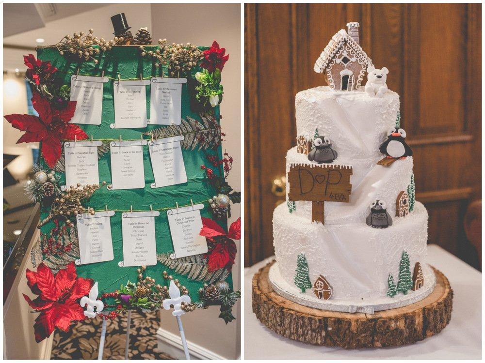 festive wedding ideas