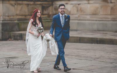 Liverpool Wedding Photography: City Centre Ceremony & Siren Reception