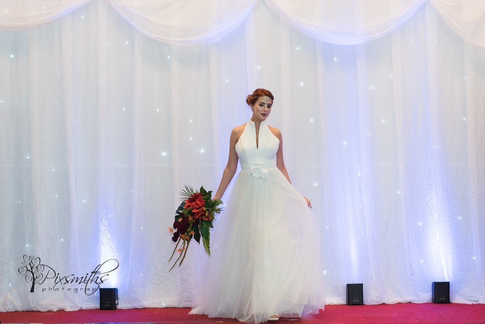 White Closet Studio dresses at Red Event Wedding fayre