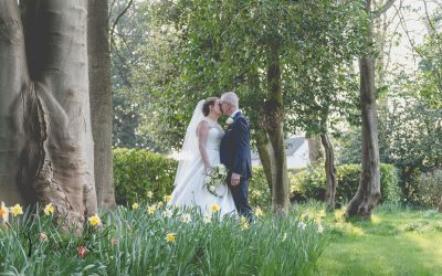Spring Mere Brook House Wedding