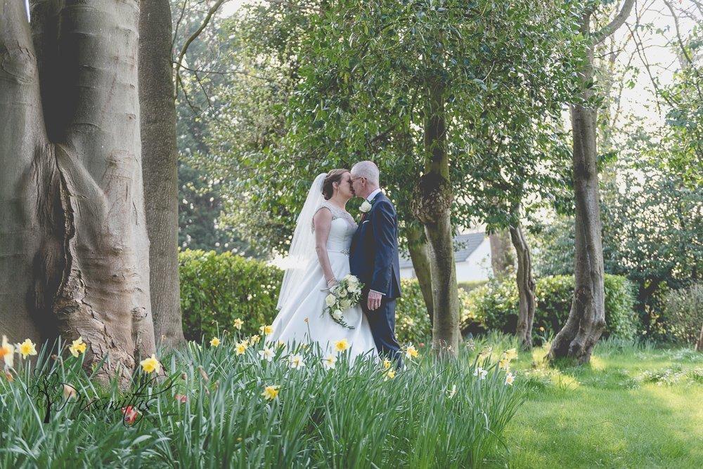 Spring Mere Brook House Wedding