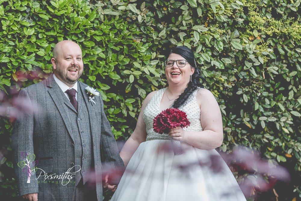 Twilight Wedding Park Hotel Photography: Emma & Paul