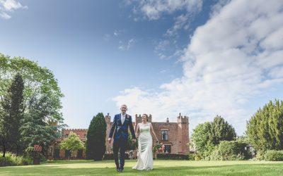 Relaxed Crabwall Manor Wedding: Gemma & Scott