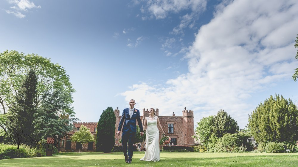 Relaxed Crabwall Manor Wedding: Gemma & Scott