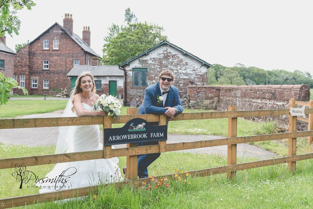 Arrowe Brook Farm Tipi Wedding