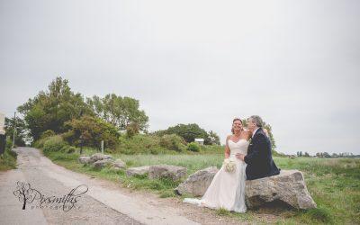 Intimate  Sheldrakes Restaurant Wedding Coverage: Debbie & Jonathan