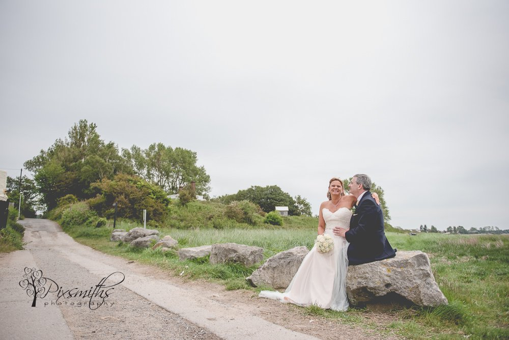 Intimate  Sheldrakes Restaurant Wedding Coverage: Debbie & Jonathan