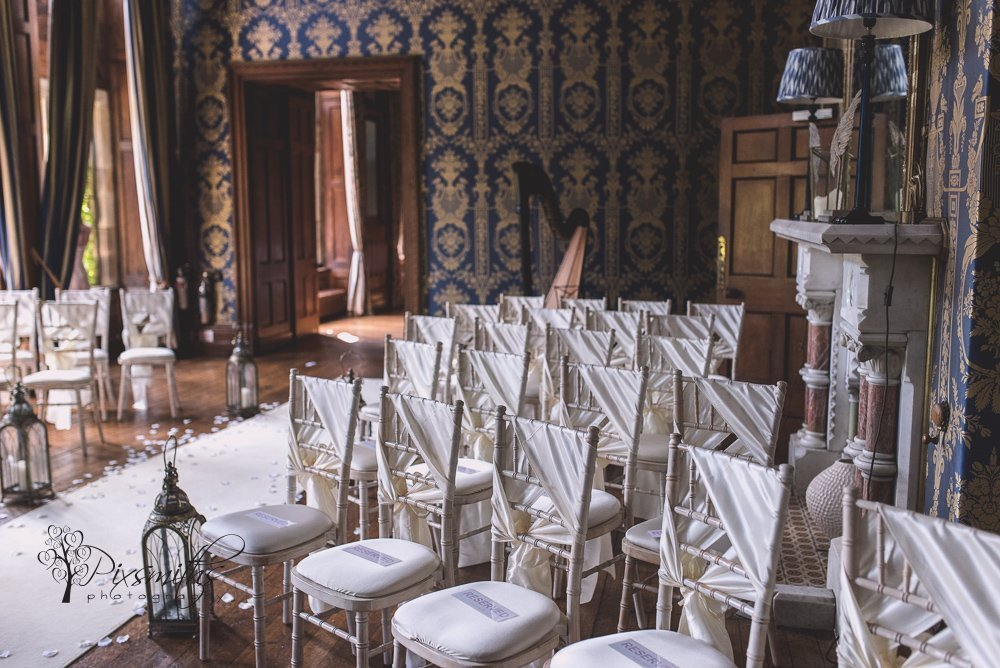 Blue Room Soughton Hall wedding photogrpahy