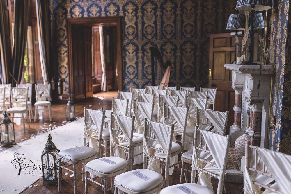 Blue Room Soughton Hall wedding photogrpahy