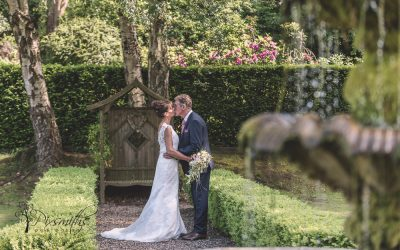 Soughton Hall Wedding Photography: Fiona & Mike