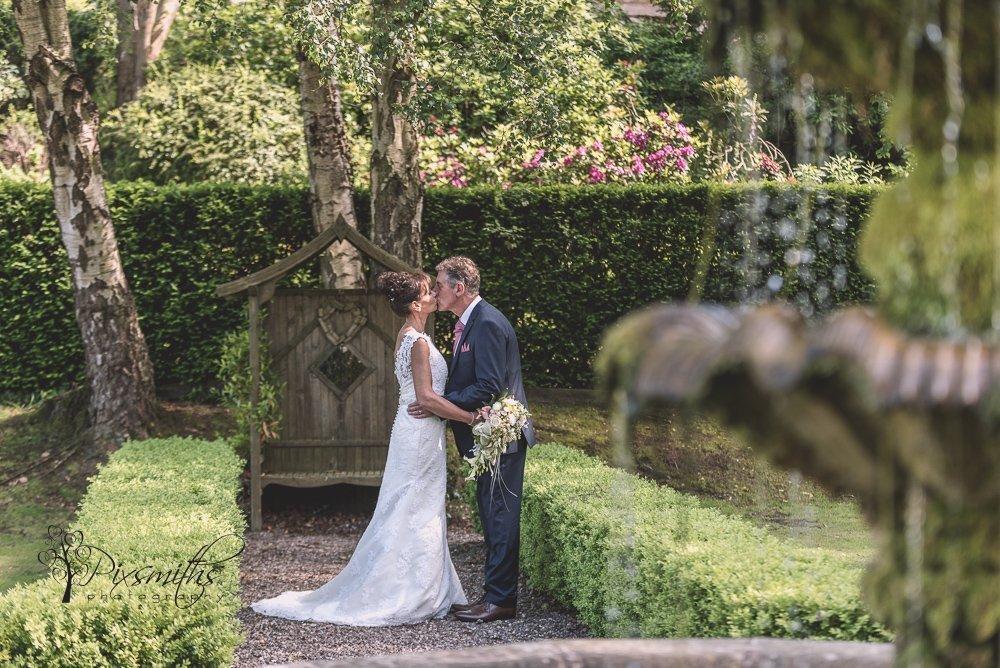 Soughton Hall Wedding Photography: Fiona & Mike