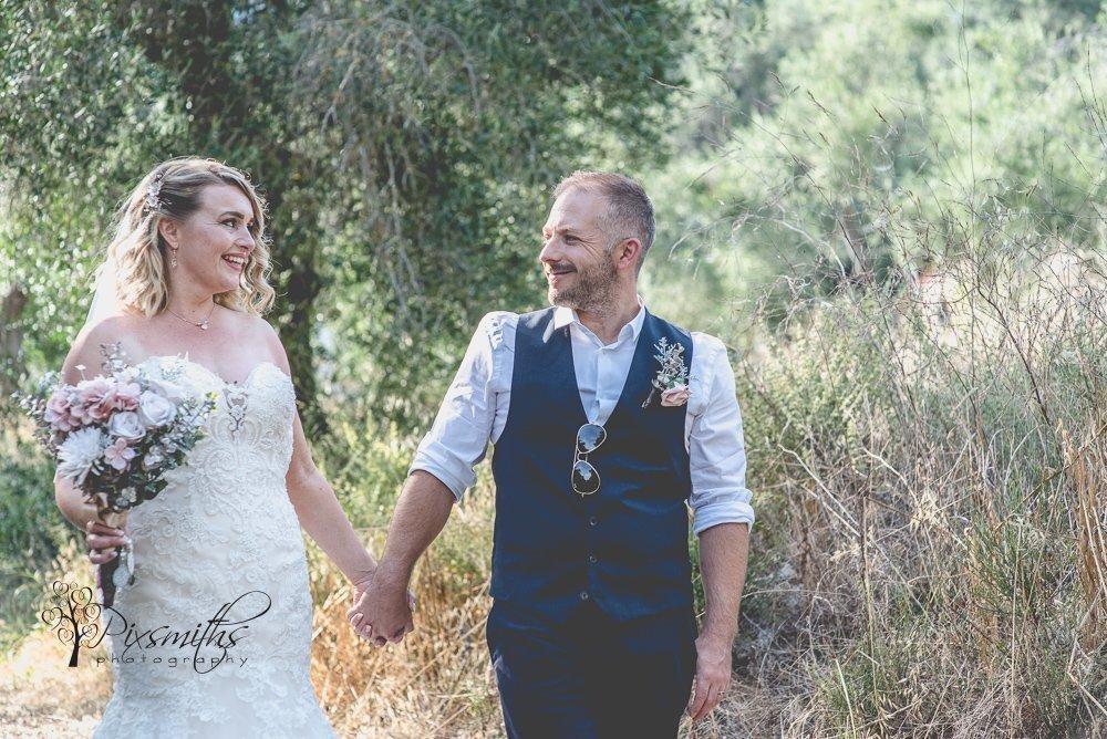 Corfu Destination Wedding