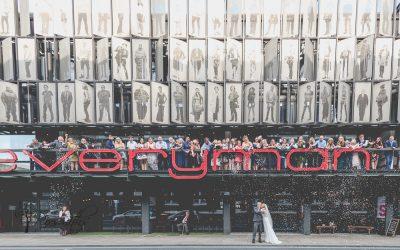 Everyman Theatre Wedding: Carolyn & Philip