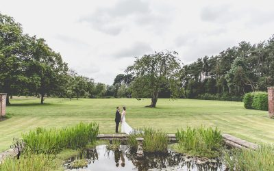 Gorgeous Outdoor Inglewood Manor Wedding Ceremony