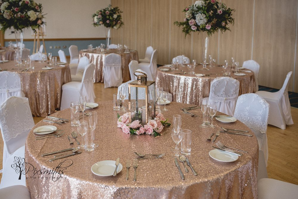 Floral Pavilion wedding venue