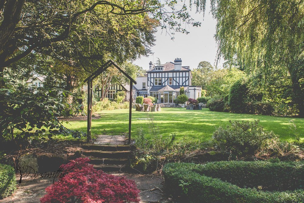 Brook Hall Cheshire wedding venue