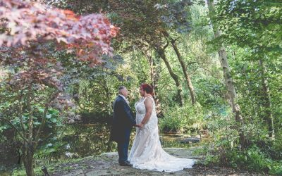 Brook Hall Outdoor Wedding: MJ & Gary