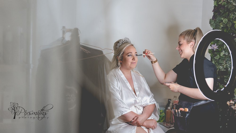Make up time colour bar oxton
