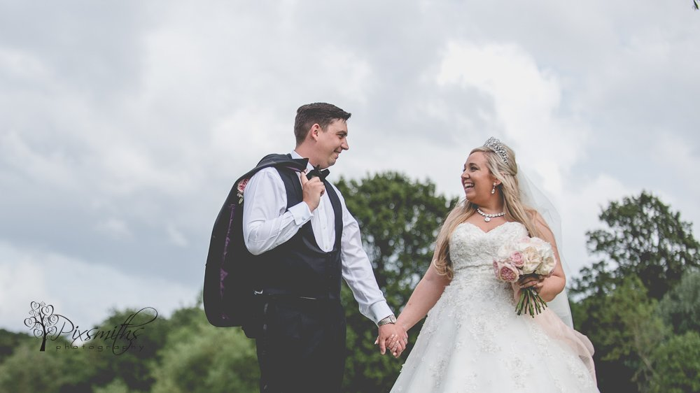 Cristal Thornton Hall Wedding: Sophie & Robbie