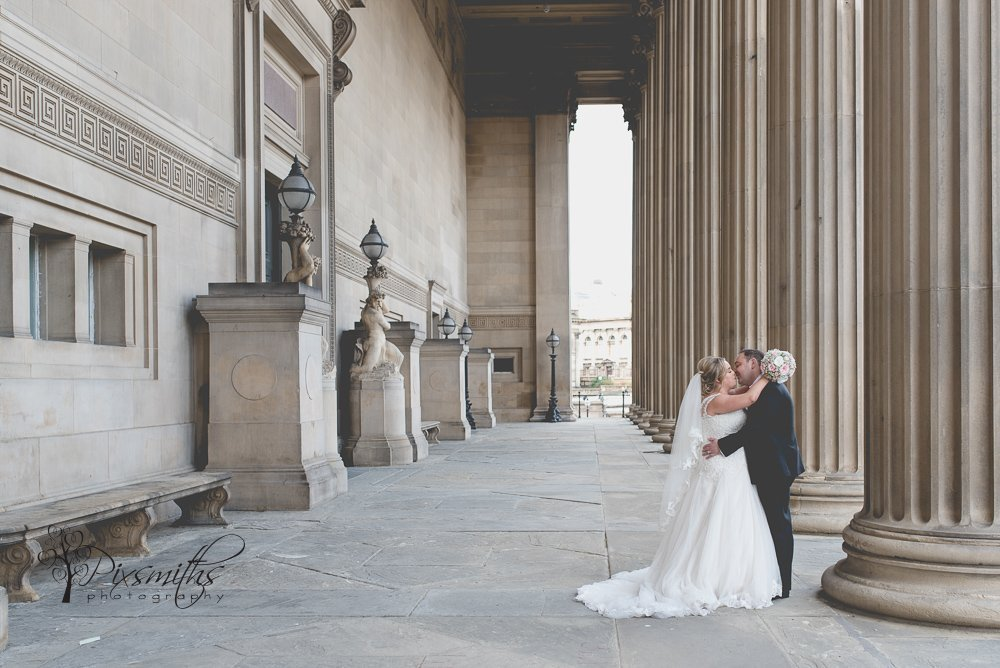 intimate Liverpool wedding photography
