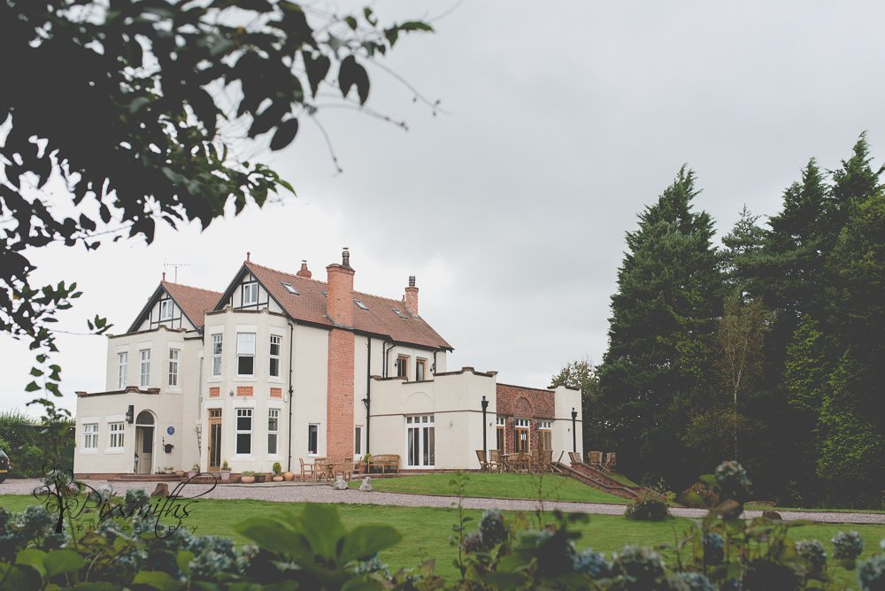 Mere Brook House wedding venue