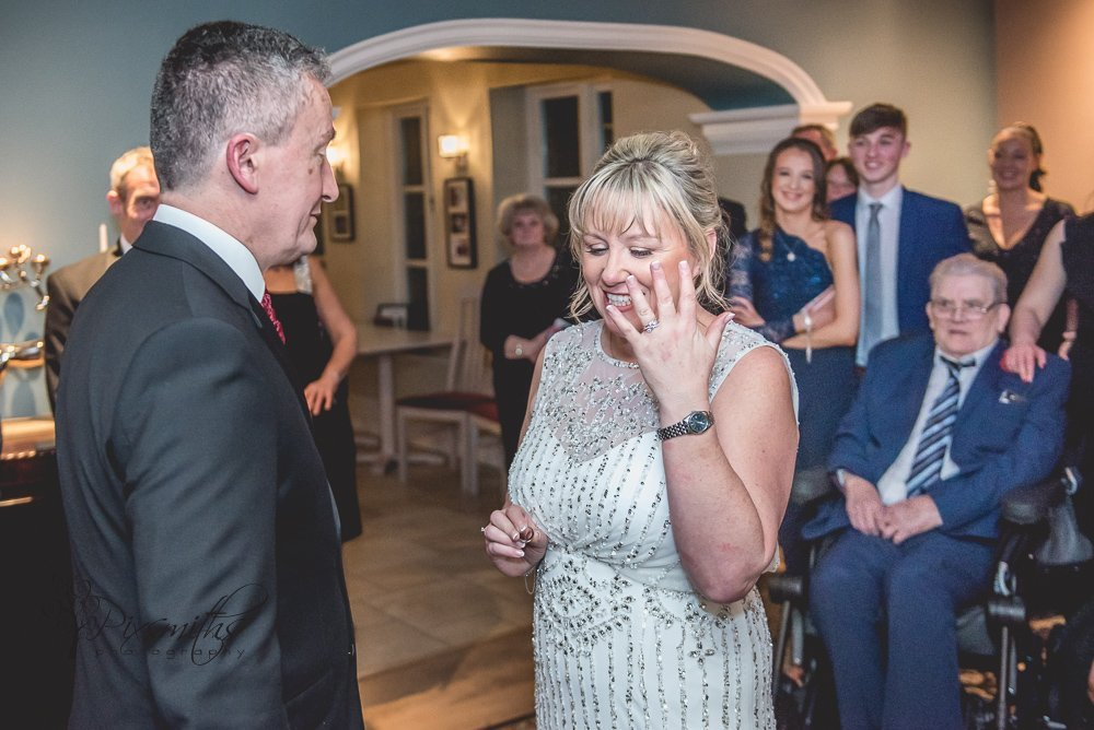 that just married feeling! mere Brook House