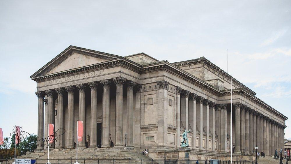 St George's Hall Liverpool