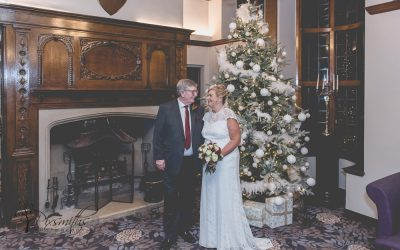 Christmas Inglewood Manor Wedding