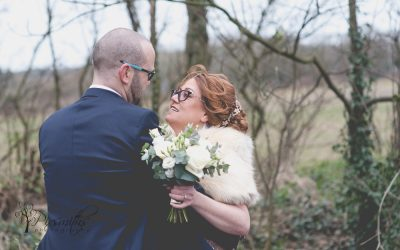 Surprise Claremont Farm wedding: Helen & Steve