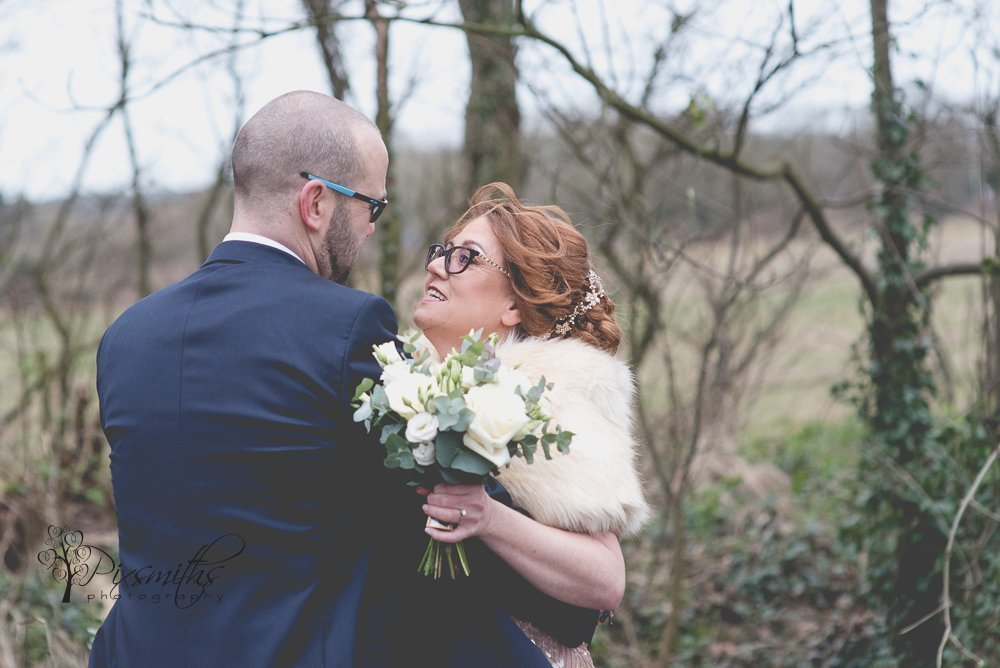 Surprise Claremont Farm wedding: Helen & Steve