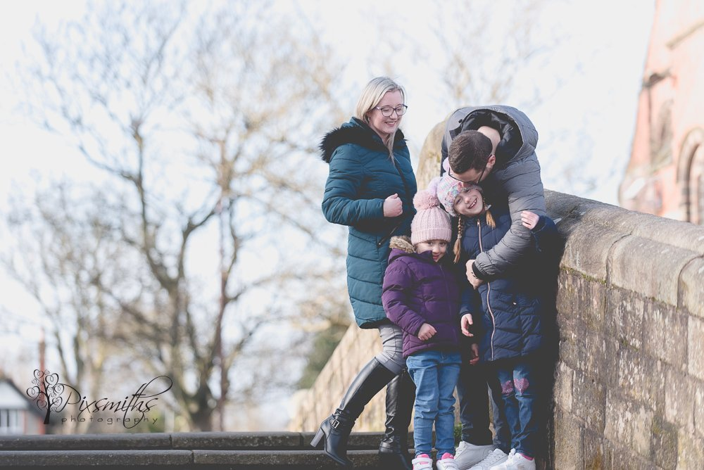 family fun wirral family shoot