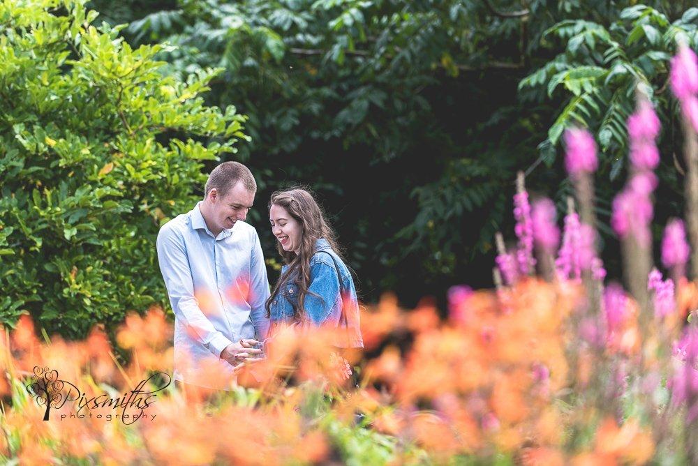colours of Ness Gardens