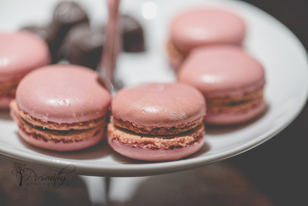 mmm macaroons at Kings Gap by Wildes