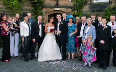 Sean & Gemma's Wedding Leasowe Castle